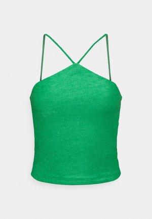 SEVGI SINGLET - Top - medium green