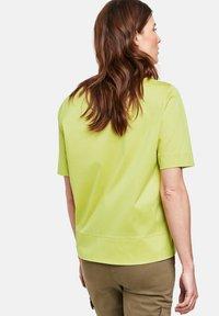 Gerry Weber - Print T-shirt - lime - 1