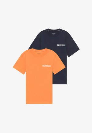 TEES 2 PACK  - Tílko - orange