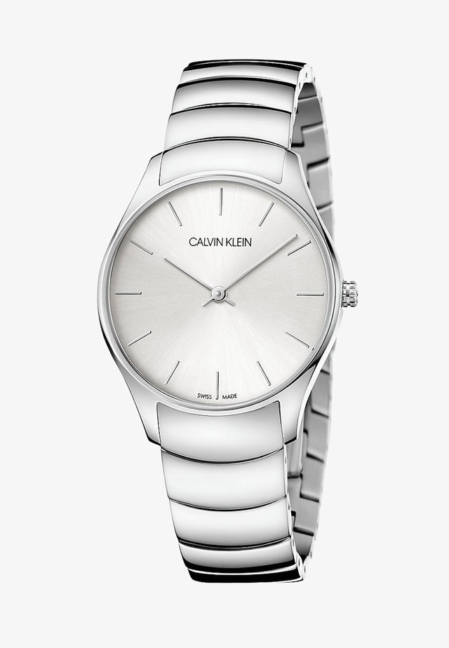 Watch - silver coloured