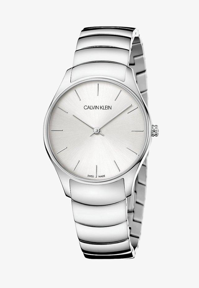 Montre - silver coloured