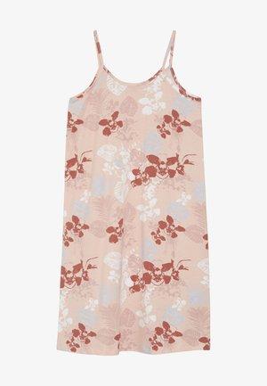 Jersey dress - lachs