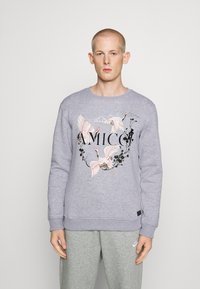 AMICCI - SCICILY  - Sweatshirt - grey marl - 0