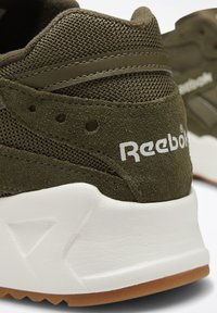 Reebok Classic - AZTREK 93 SHOES - Sneakers - green - 7