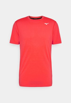 IMPULSE CORE TEE - T-shirt basique - ignition red