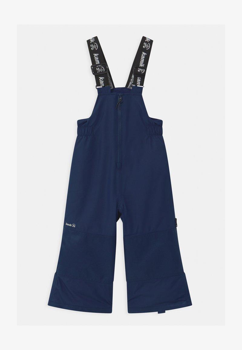 Kamik - WINKIE UNISEX - Zimní kalhoty - navy