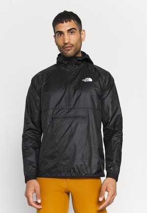 GLACIER - Windbreaker - black