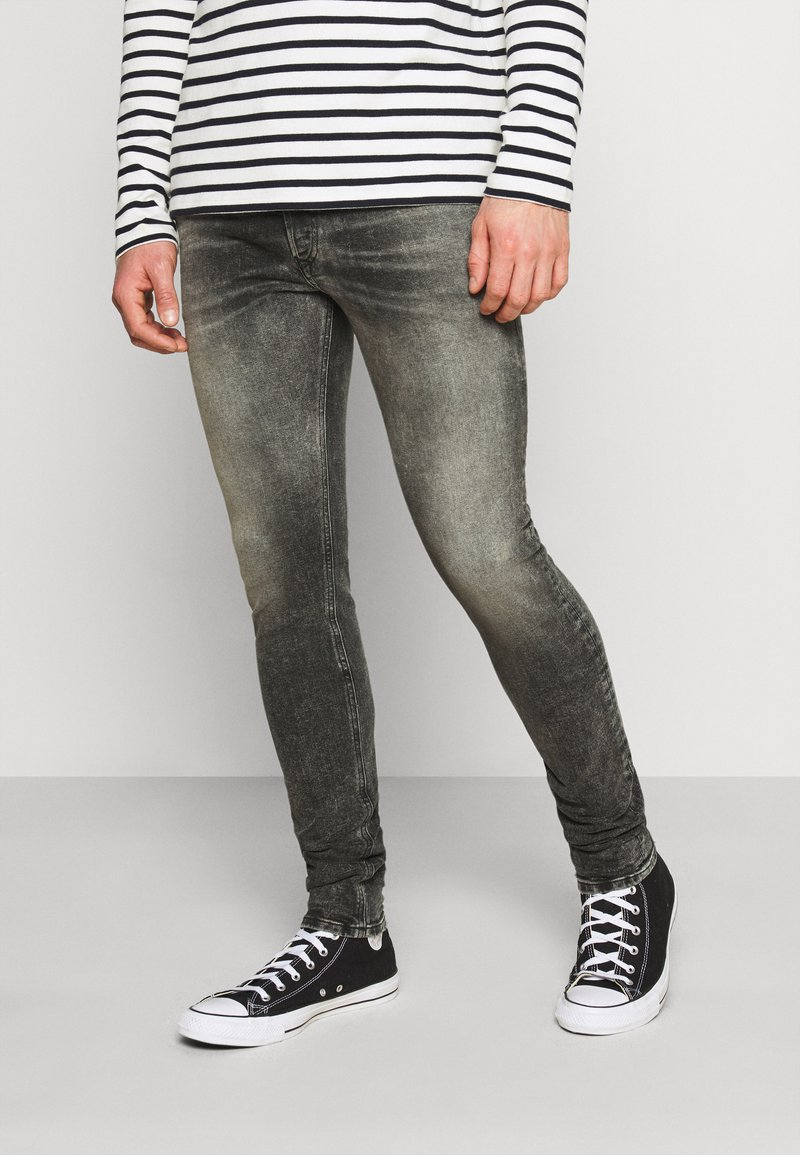 Diesel - SLEENKER - Slim fit jeans - 009is 02