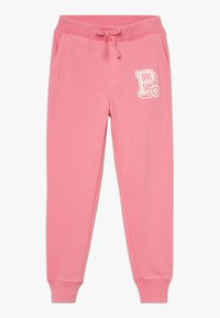 Polo Ralph Lauren - GRAPHIC BOTTOMS - Tracksuit bottoms - lauren pink - 0
