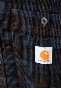 Carhartt WIP - FLINT SHIRT - Overhemd - Tobacco - 9