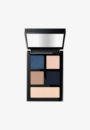 ESSENTIAL MULTICOLOR EYE SHADOW PALETTE - Eyeshadow palette - navy twilight