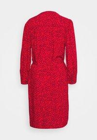 Gap Tall - BRACELET DRESS - Day dress - red - 6