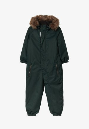 NMMSNOW - Snowsuit - darkest spruce