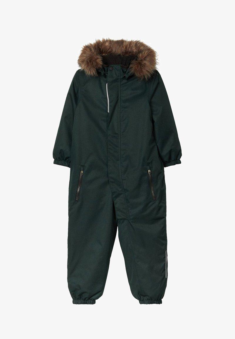 Name it - NMMSNOW - Mono para la nieve - darkest spruce
