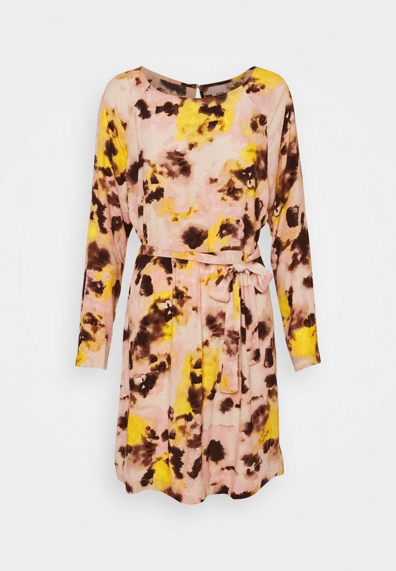 ICHI - IHVAUNA - Day dress - super lemon