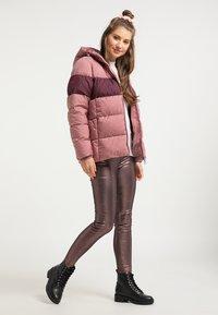 myMo - Winter jacket - rosa bordeaux - 1