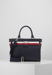 Tommy Hilfiger - CHIC SATCHEL - Handbag - blue - 1