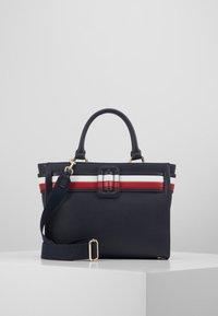 CHIC SATCHEL - Handbag - blue
