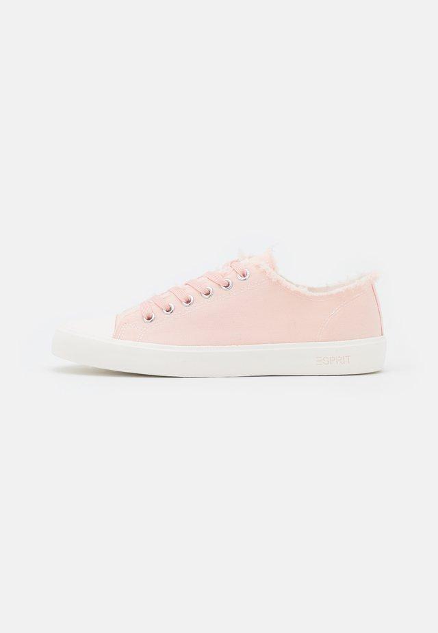 NOVA LU - Sneakers laag - pastel pink
