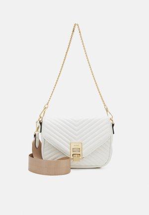 UNILA SET - Across body bag - white