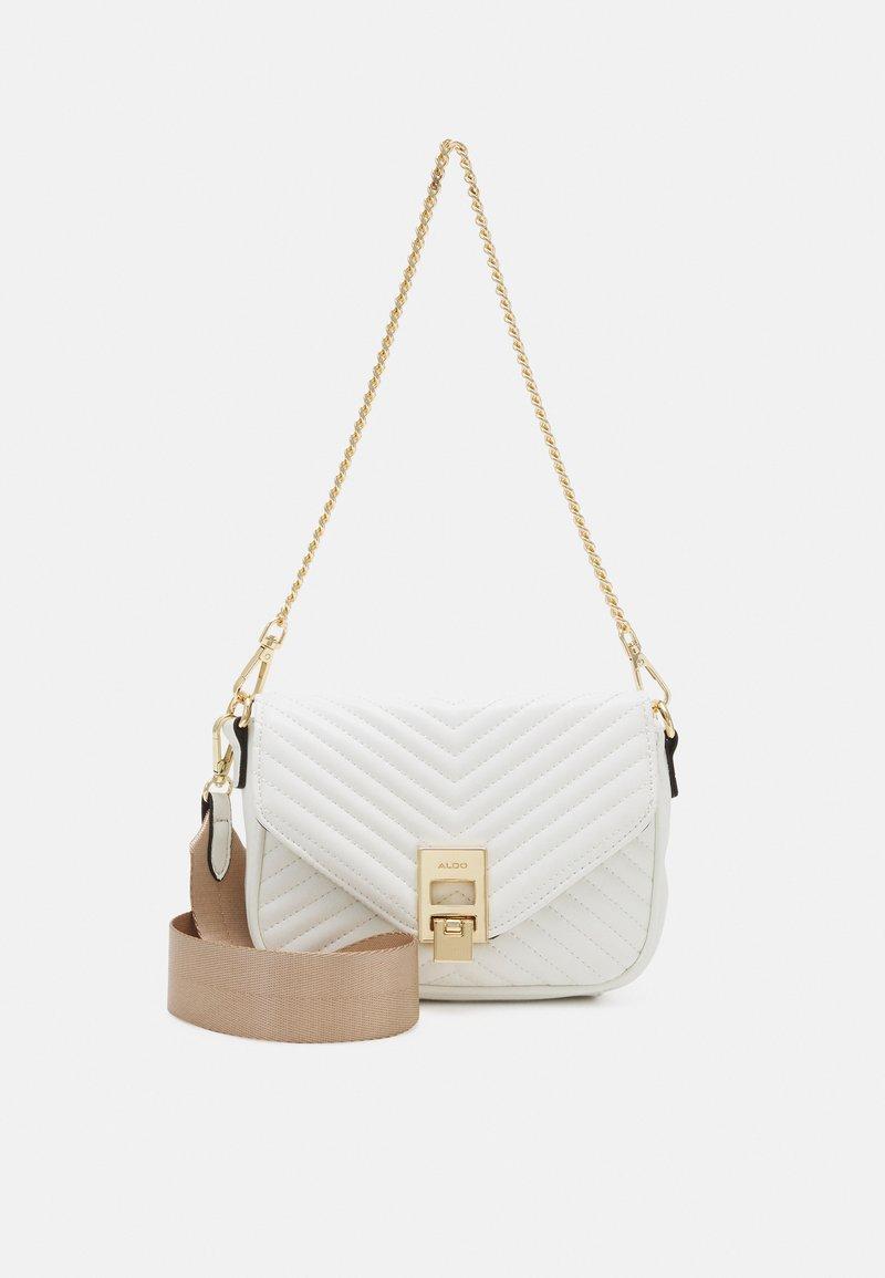 ALDO - UNILA SET - Across body bag - white