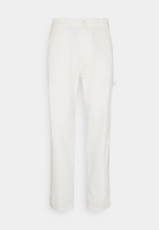 BIGGIE - Kalhoty - off-white