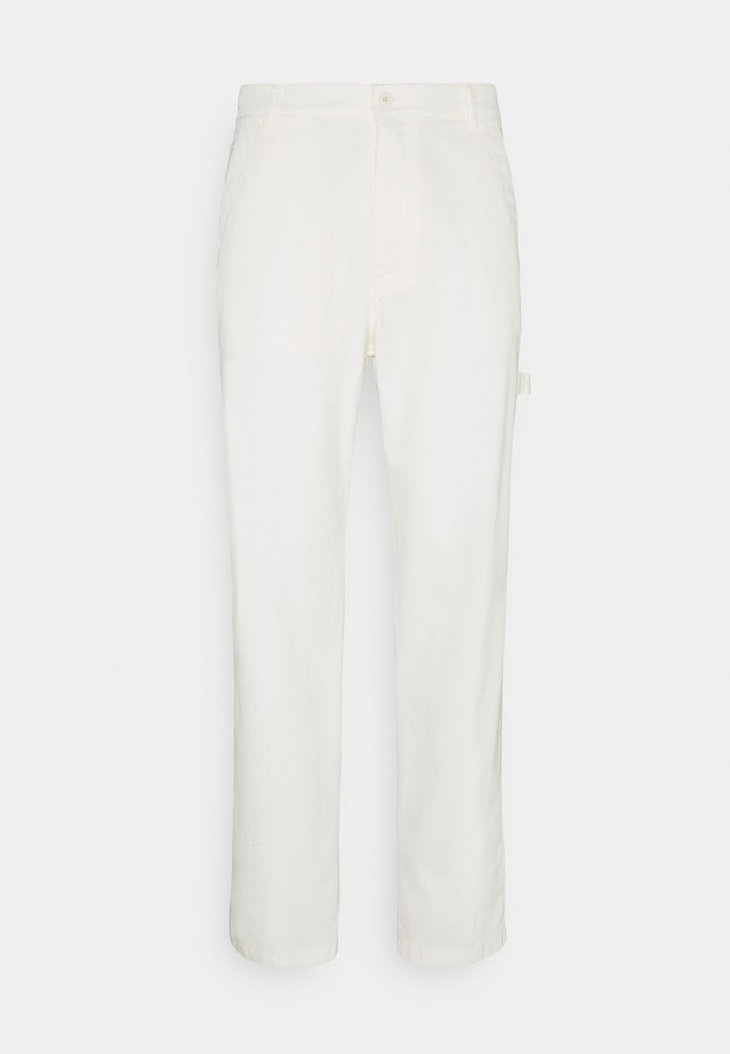 DRYKORN - BIGGIE - Trousers - off-white