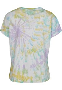 Urban Classics - Print T-shirt - pastel - 5