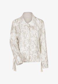 Milestone - DELORA - Summer jacket - weiß/beige - 0
