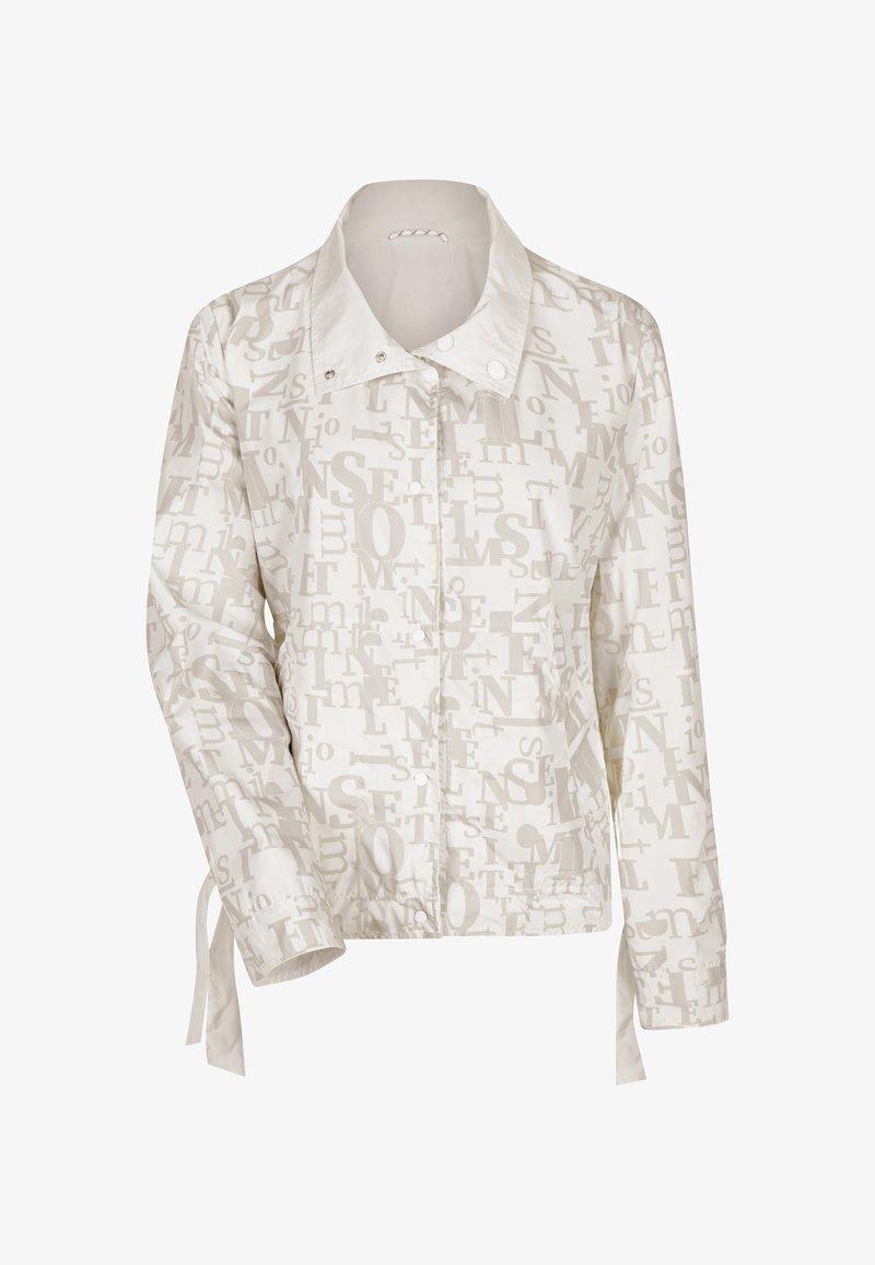 Milestone - DELORA - Summer jacket - weiß/beige