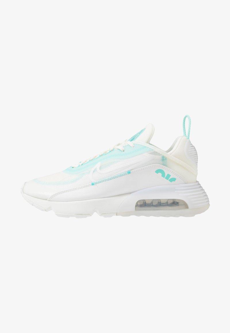 Nike Sportswear - AIR MAX 2090 - Sneakers basse - sail/black/aurora green/summit white