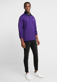 GANT - THE ORIGINAL HEAVY RUGGER - Polo shirt - parachute purple - 1