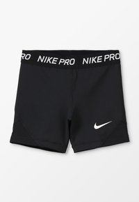 Nike Performance - BOY - Legging - black/white - 0