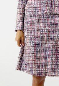 Aline Celi - GABRIELLE - A-line skirt - red/blue/white - 3