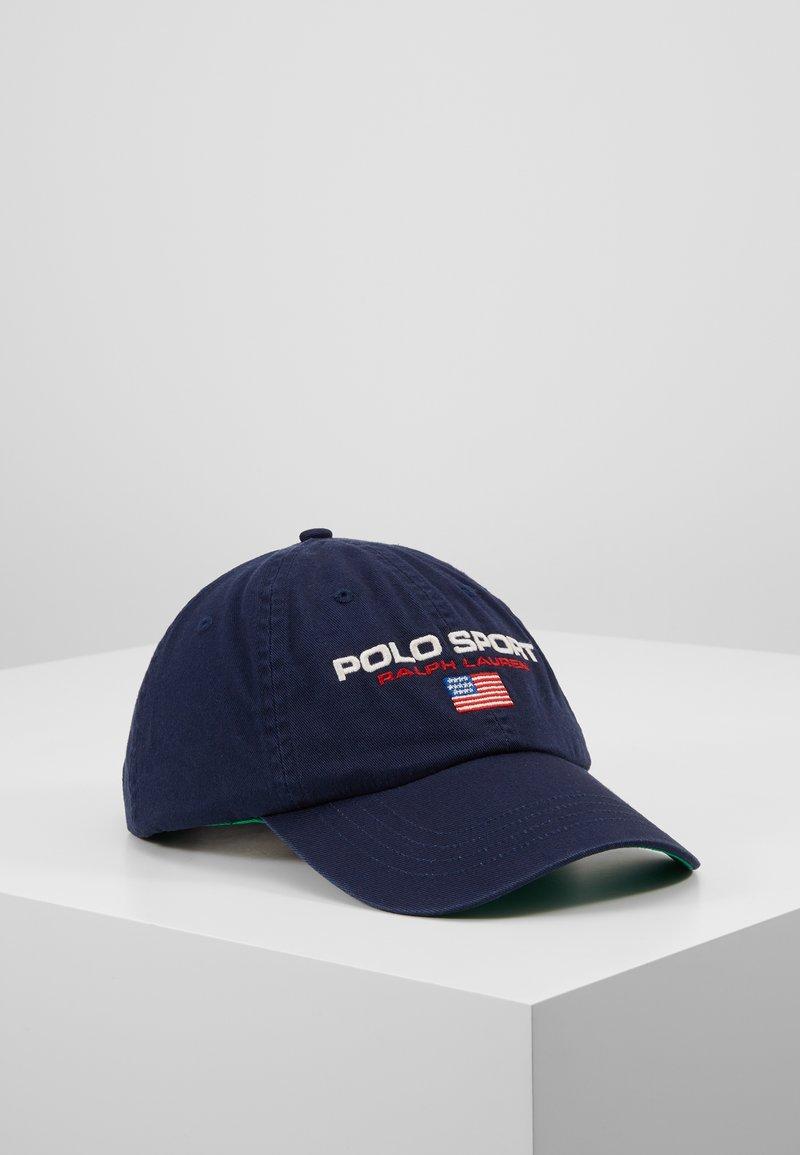 Polo Ralph Lauren - POLO SPORT CLASSIC  - Kšiltovka - newport navy