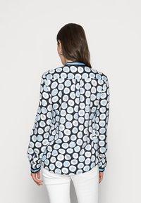 Emily van den Bergh - BLOUSE - Blouse - blue dots - 2