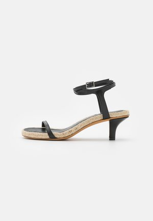 YASMINE - Sandals - black