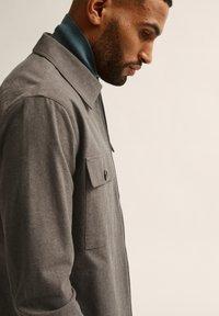 Bläck - RICHARD  - Light jacket - greige melange - 1