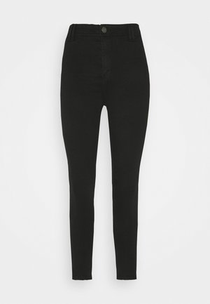 NMEMILY PETITE - Leggings - Trousers - black