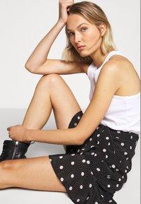 The Kooples - JUPE - A-line skirt - black - 4