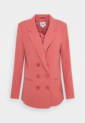 ELICIA BLAZER - Short coat - slate rose
