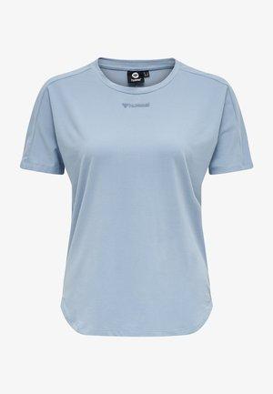 LREESE - T-shirts basic - faded denim