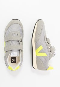 Veja - SMALL NEW ARCADE - Trainers - silver/jaune/fluo/butter - 0