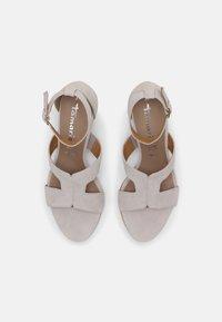 Tamaris - Sandals - light grey - 5