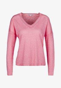 Rosa & Me - AMELIE - Long sleeved top - pink lemon - 4