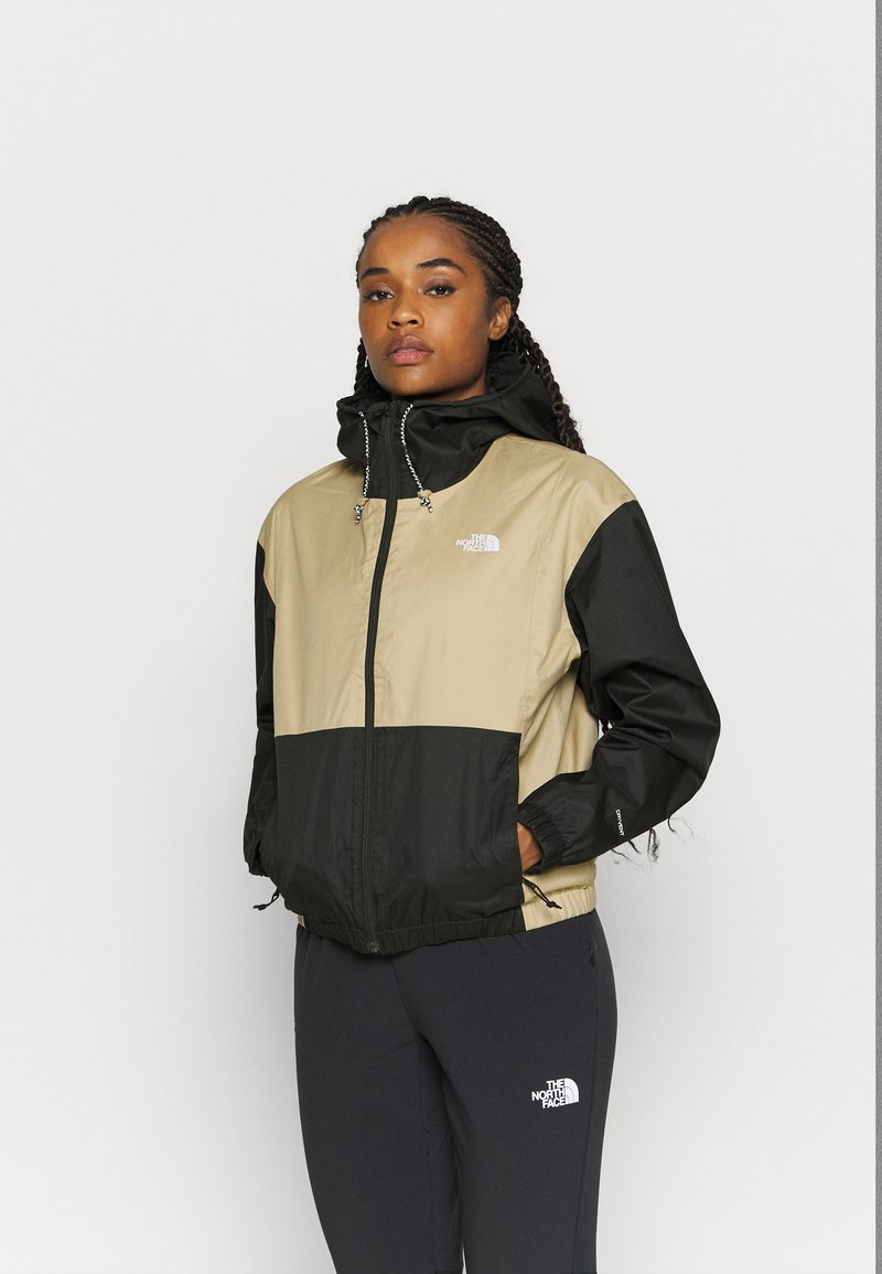 The North Face - FARSIDE JACKET - Hardshell jacket - hawthorne khaki