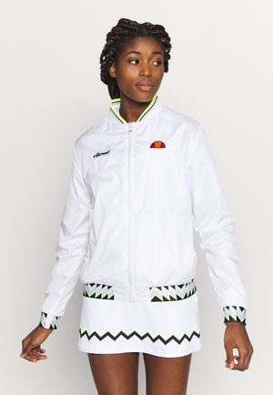 VITALIA - Trainingsjacke - white
