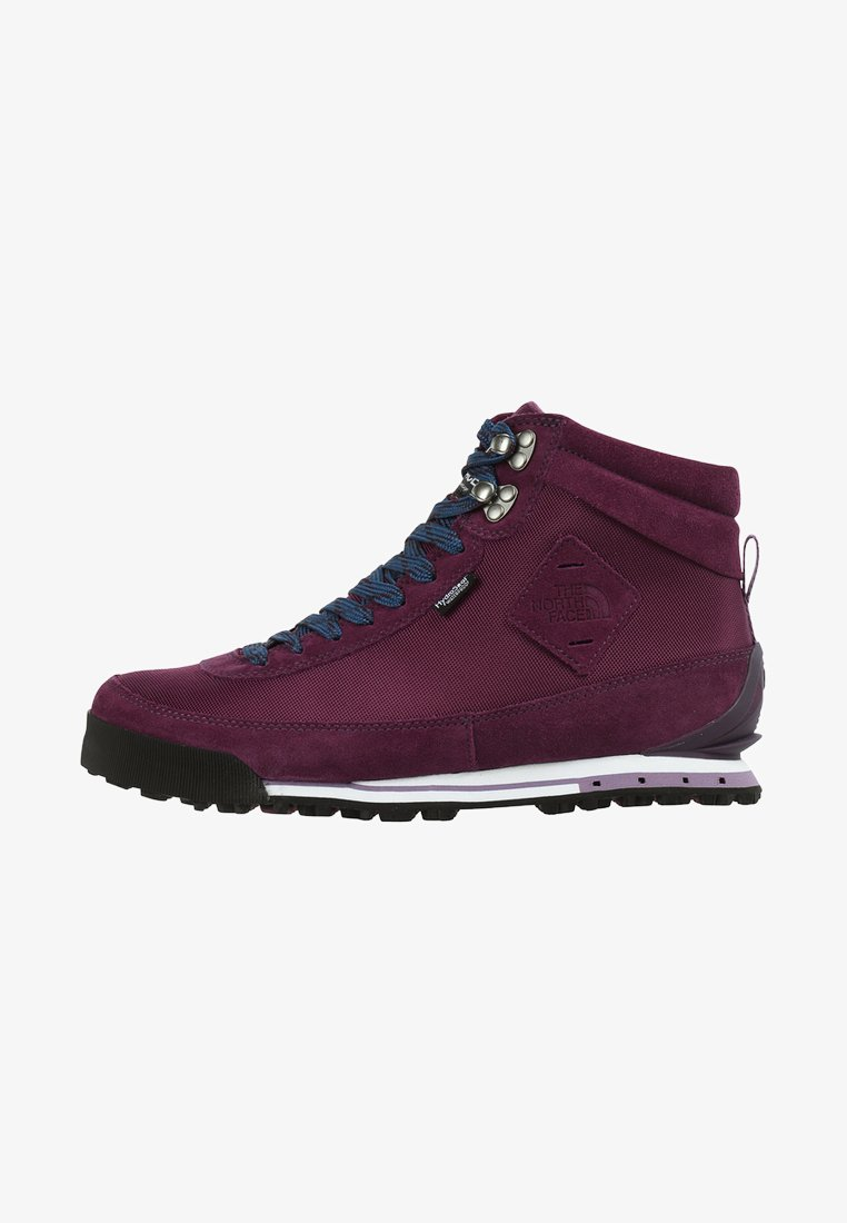 The North Face - BACK-TO-BERKELEY II - Hiking shoes - purple