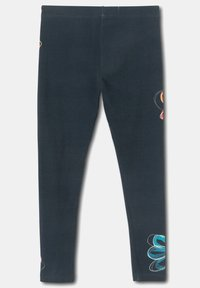 Desigual - Leggings - Trousers - blue - 1