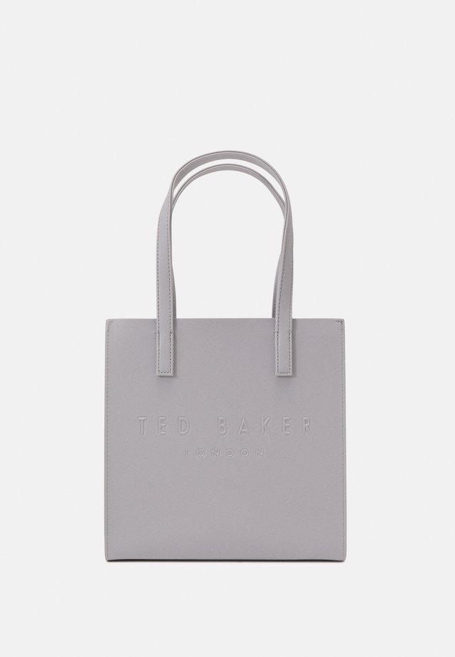 SEACON - Handbag - light grey